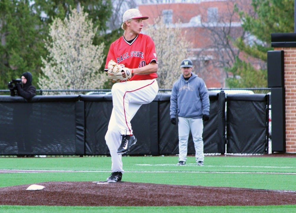 <p>Ball State baseball swept Western Michigan in its three-game series, outscoring the Broncos 41-6.</p>