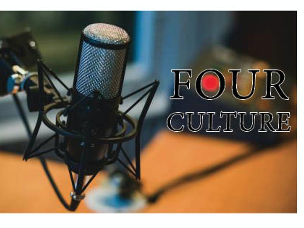 Four Culture is an online podcast that discusses four hot topics in our culture each week that might impact us in some way.