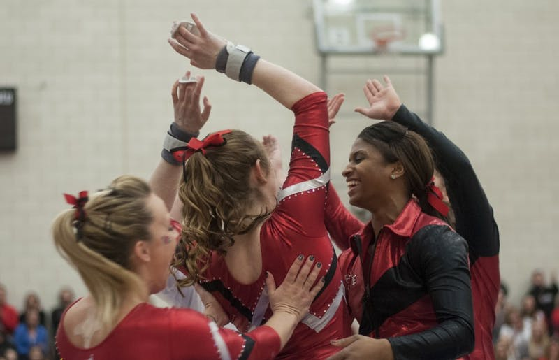 GYMNASTICS: Ball State building around young roster