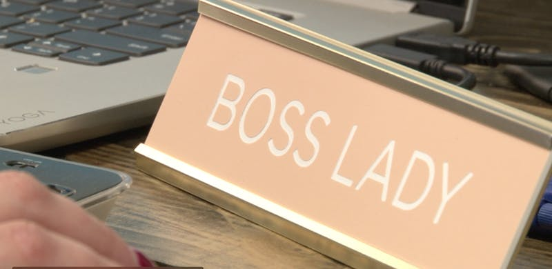 """Good Girl Gone Boss"" Podcast Gives Women in the Community a Voice"