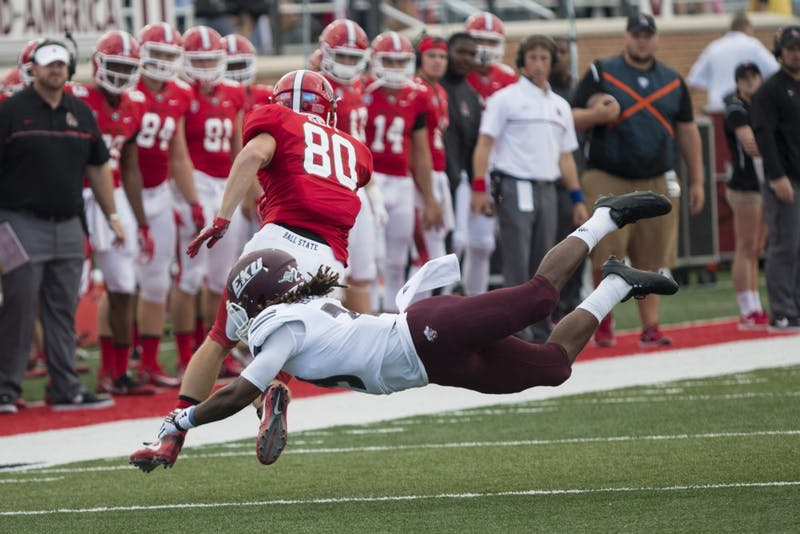 Fifth-year senior proves he can step up for Ball State