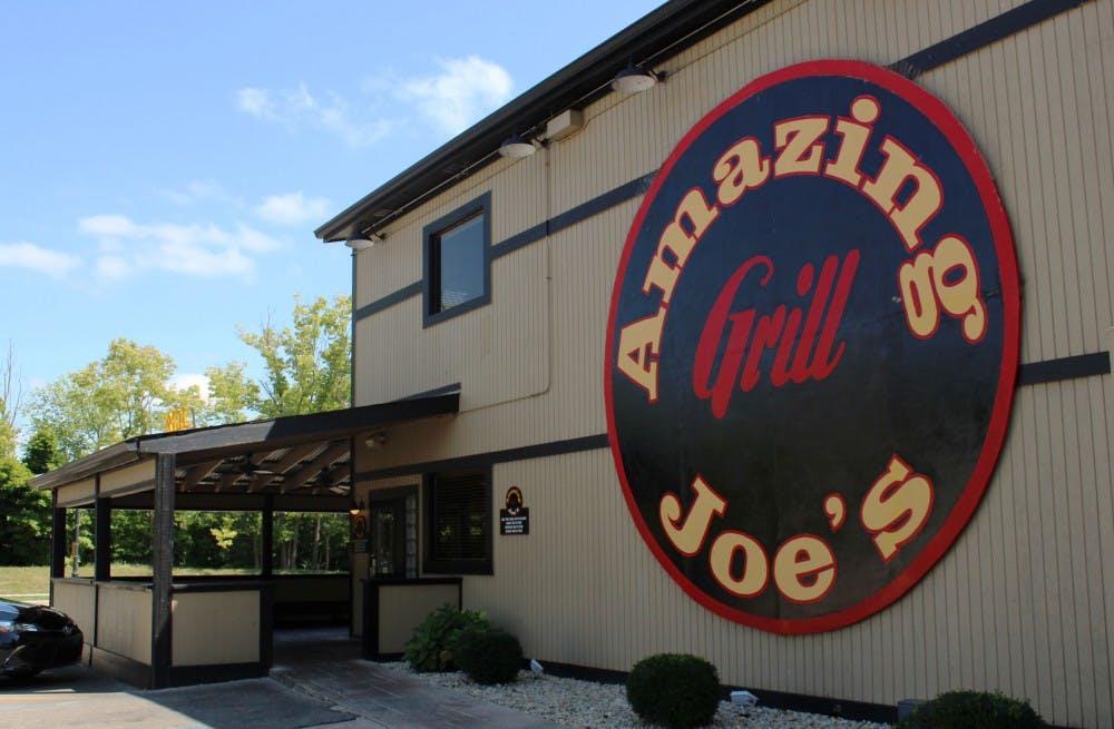 Amazing Joe's restaurant Thursday, August 30, 2018 at 909 Wheeling Ave in Muncie, IN. Michaela Kelley, DN.