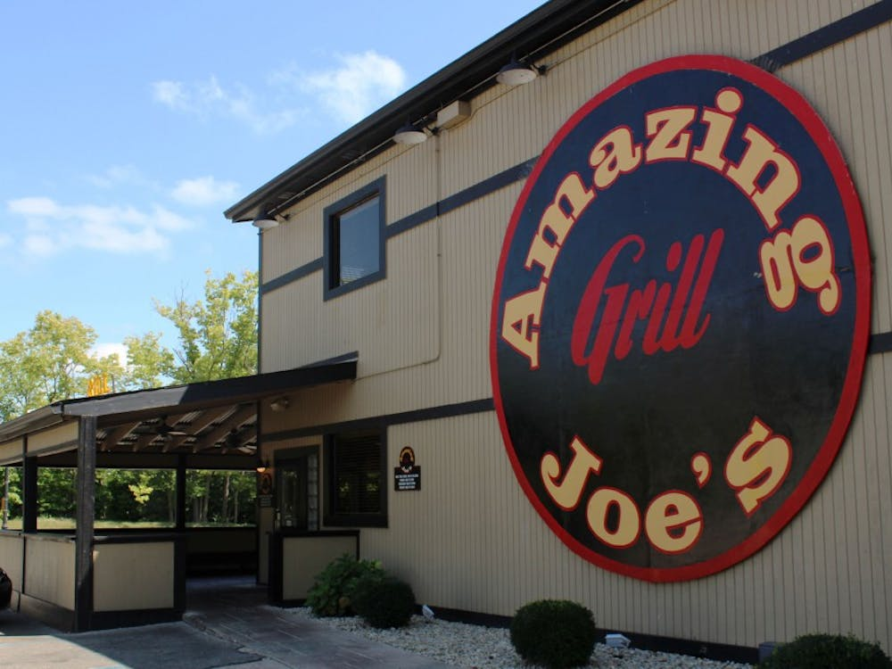 Amazing Joe's restaurant Thursday, August 30, 2018 at 909 Wheeling Ave in Muncie, IN. Michaela Kelley, DN.