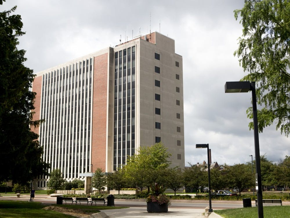 Interim Dean Roy Weaver recently appointed Sheryl Stump to serve as interim associate dean of Teachers College.Jordan Huffer// DN File