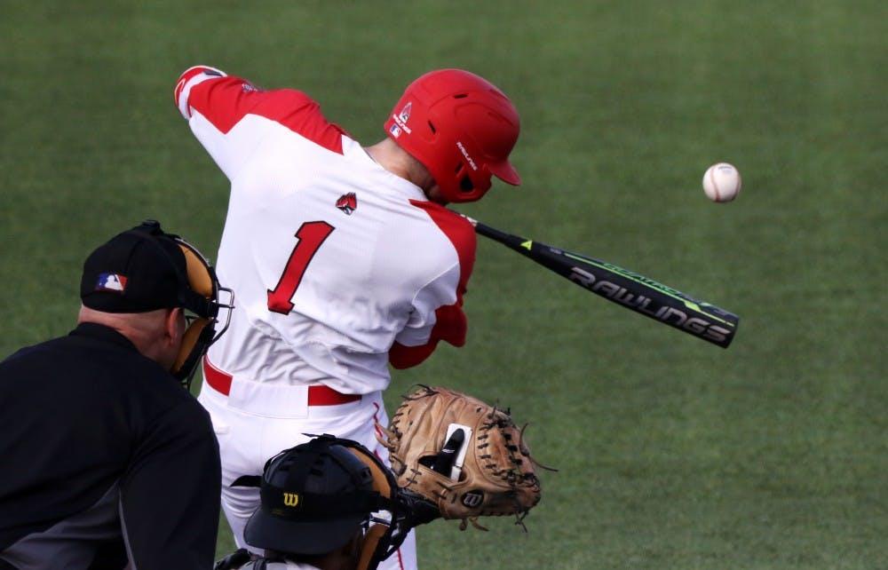 Ball State Men's Baseball win over Purdue