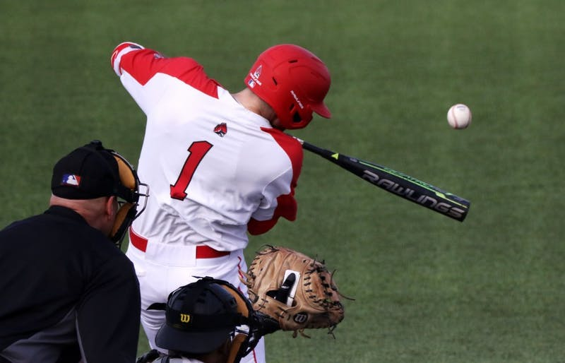 Ball State Men's Baseball win over Purdue