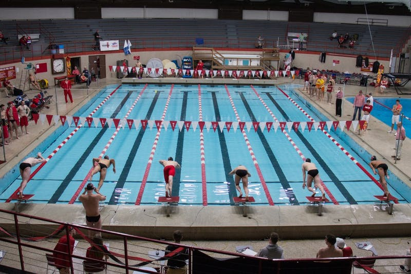 Ball State swimmers, divers preparing to dive into Thanksgiving dinner