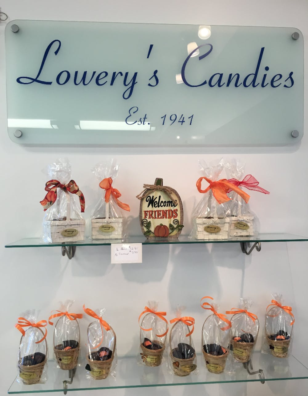 """<p>Lowery's Candies, which was started in 1941, sells over 100 varieties of&nbsp;hand-dipped chocolate items. Owners Vicki Brown and her son, Charles Joseph, are the second- and third-generation owners of the family-owned business.&nbsp;<i style=""""background-color: initial;"""">Michelle Kaufman&nbsp;</i><em>// DN</em></p>"""