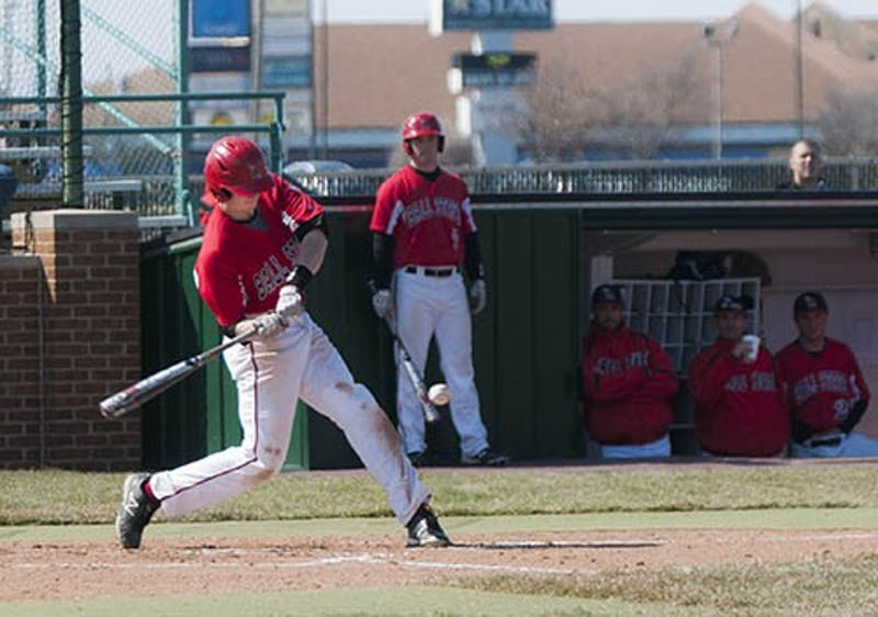 Ball State tops Kent State behind five homers