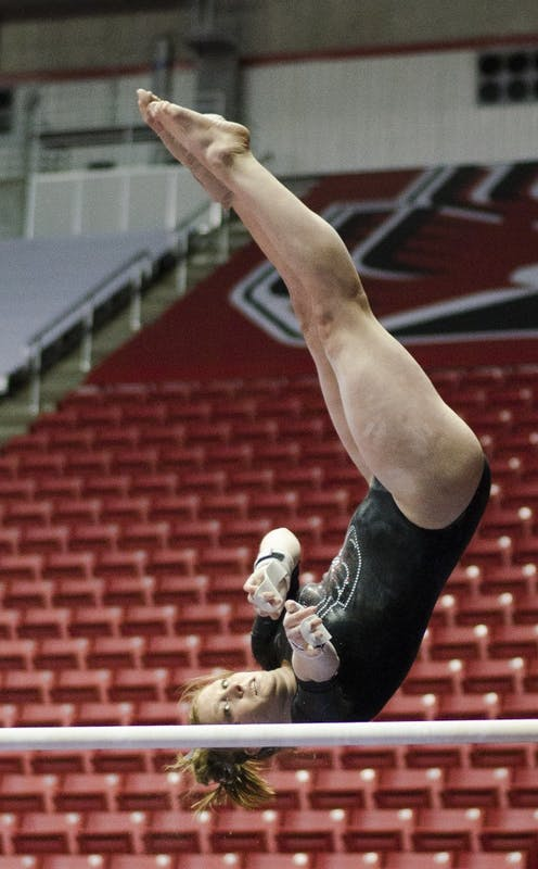 Ten Gymnasts earn Academic All-MAC honors