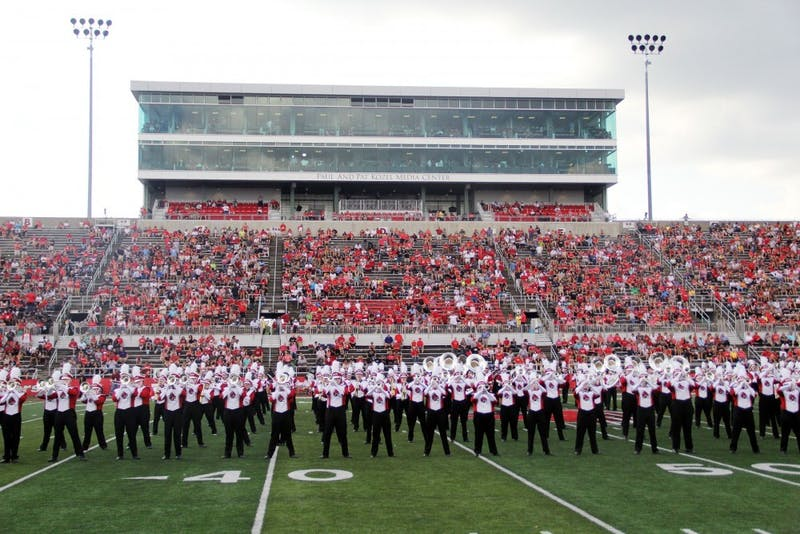 Ball State football sees early season home attendance uptick