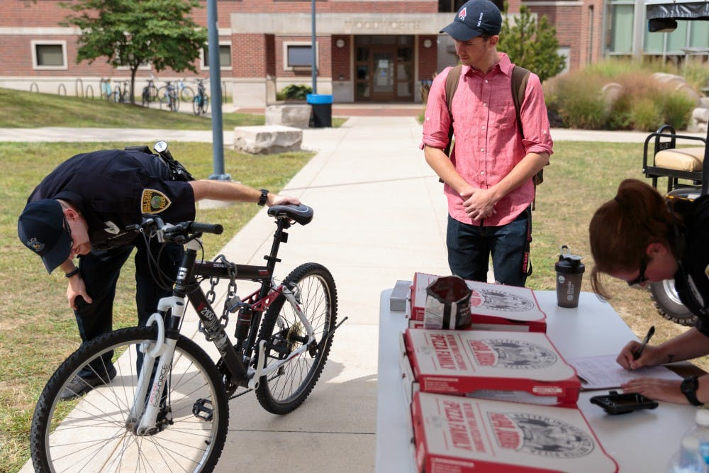 How Ball State students can protect their bikes on campus