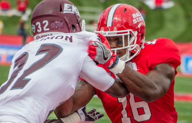 Dominant defense leads Ball State past Eastern Kentucky