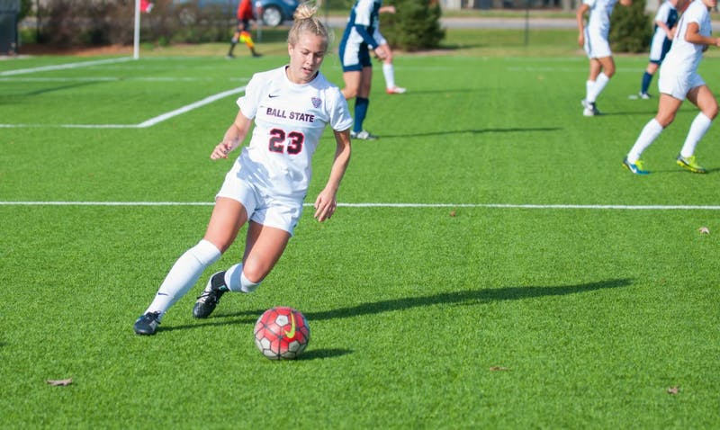 Historic season ends for Ball State soccer team
