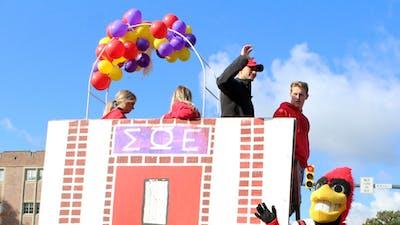 Homecoming Parade Fall '21