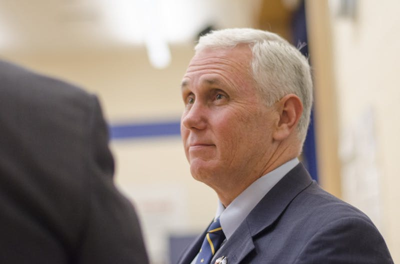 Governor's race a 'toss up' for Pence and Gregg