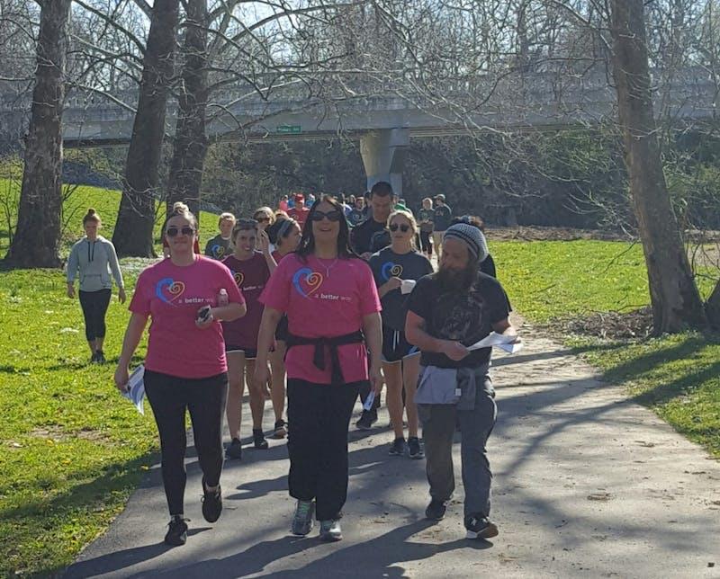 Muncie non-profit hosts walk to promote peace