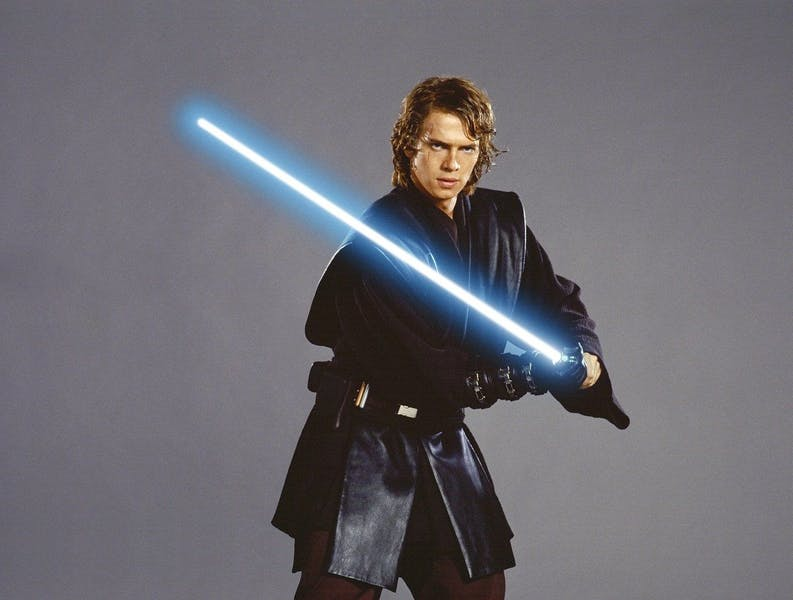 The rise and fall of Anakin Skywalker is a masterpiece of the story