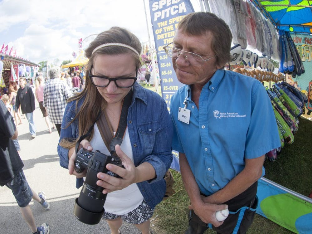 The Delaware County Fair takes place at the Delaware County Fairgrounds July 14-19.