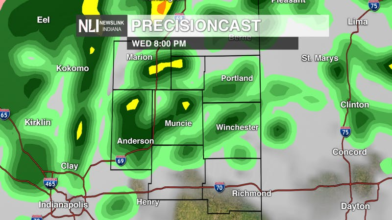 RPM Extended Central IN Forecast Radar and Clouds.png