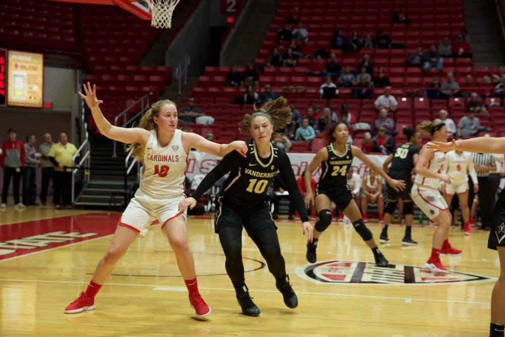Continued struggles from the field hands Ball State Women's Basketball loss to Vanderbilt