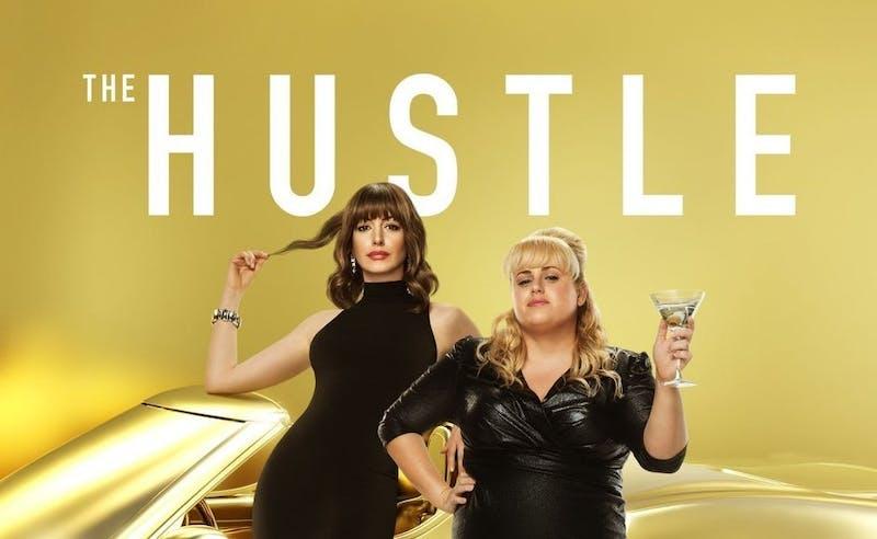 'The Hustle' wins my money