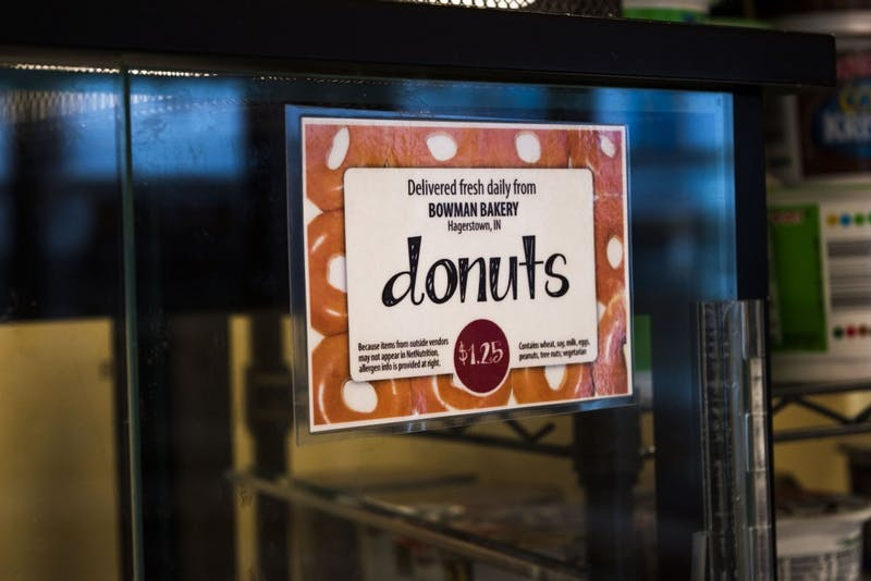 Bowman Bakery replaces Concannon's doughnuts in dining halls