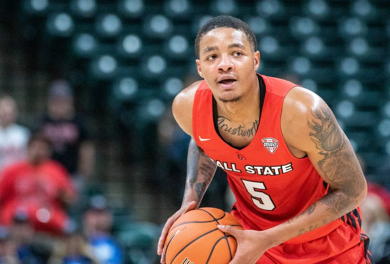 Ishmael El-Amin announces transfer from Ball State Men's Basketball