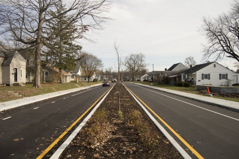 Residents, cyclists react positively to reopening of Neely Avenue