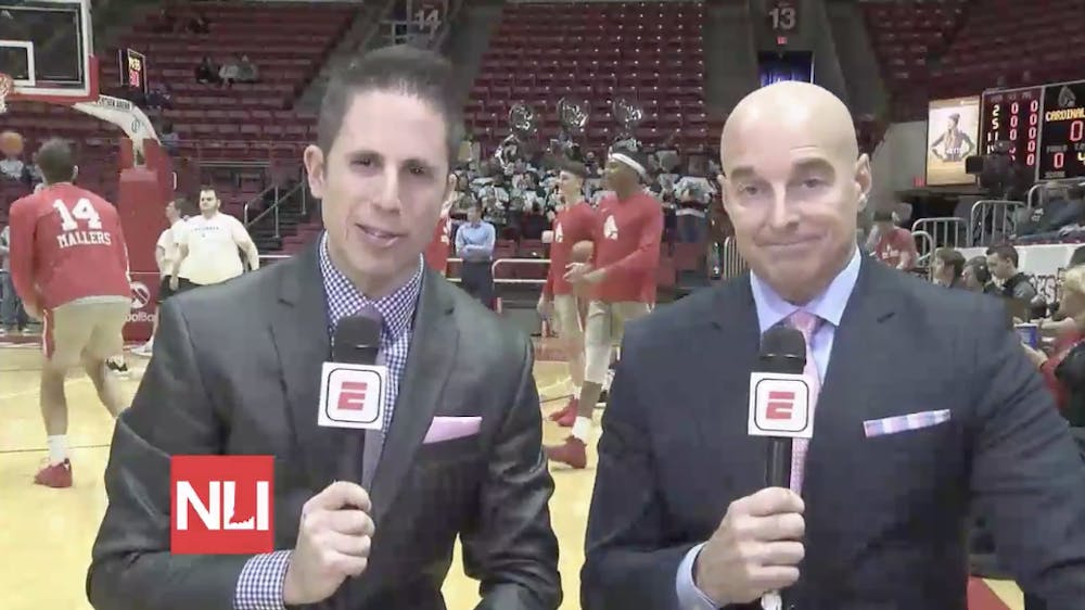 Ball State play-by-play commentator reflects on how COVID-19 changed his career