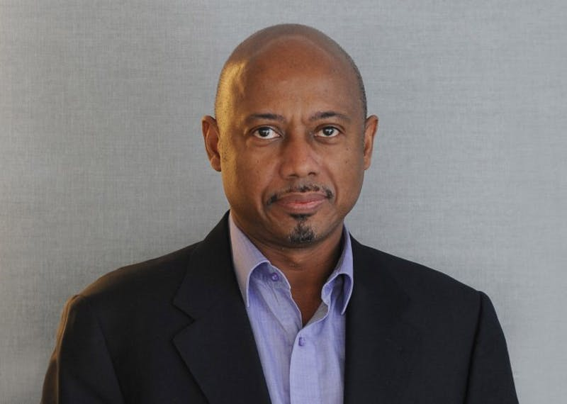 """Raoul Peck, director of """"I Am Not Your Negro"""" WIPB-TV, Photo Provided"""