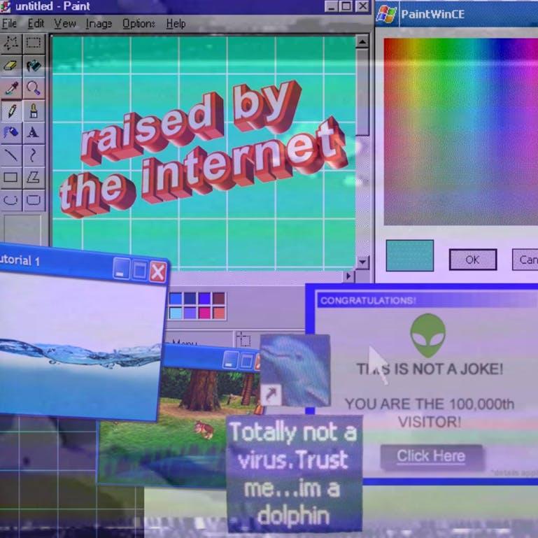 Internet Explained V A P O R W A V E Ball State Daily