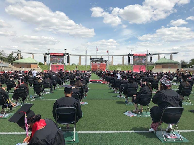 Spring commencement 2020 graduates