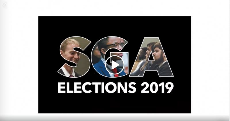 VIDEO: A Recap of the 2019 SGA election