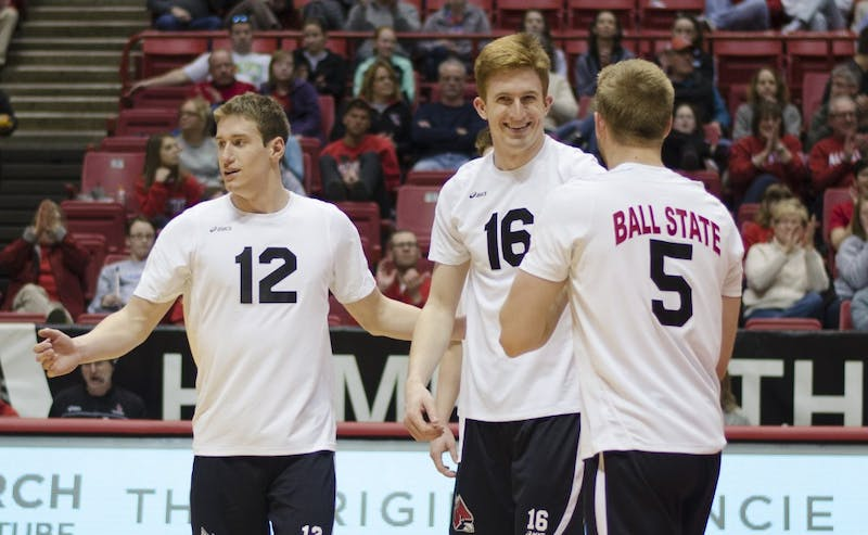 MEN'S VOLLEYBALL: Cardinals put win streak on the line