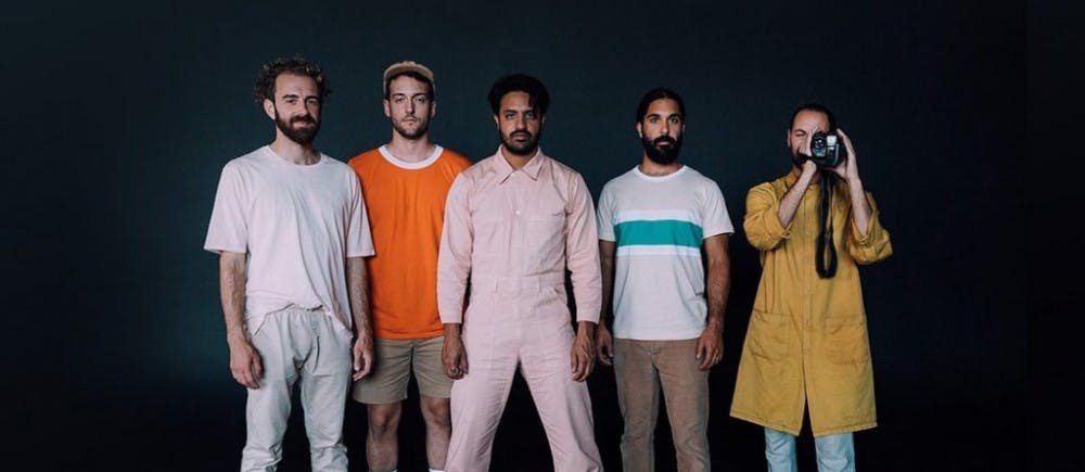 Image from Young the Giant