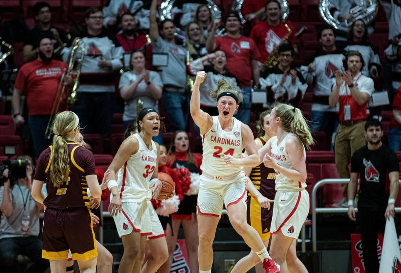 Ball State beats Central Michigan, secured first round bye in MAC tournament