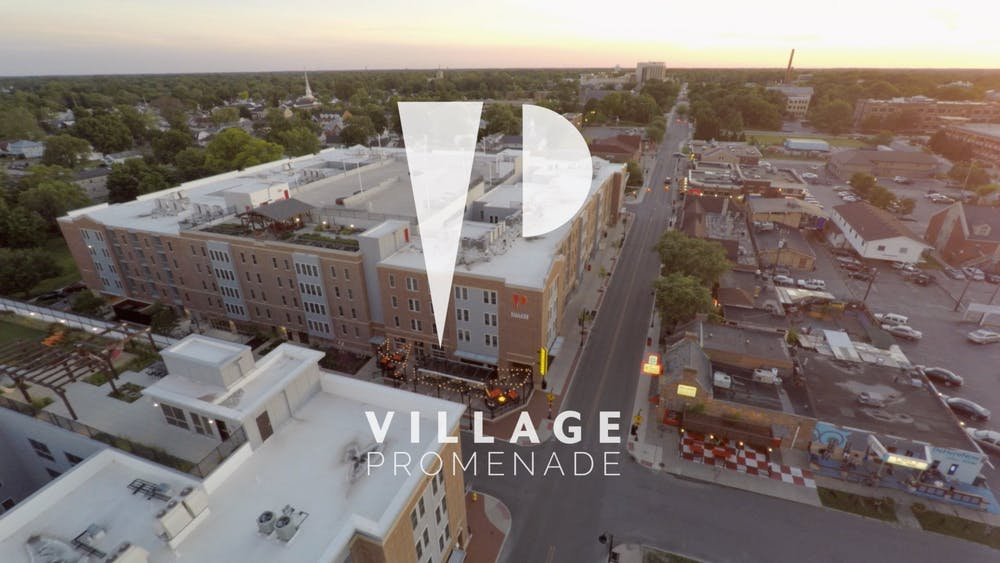 Village Promenade is the best apartment complex for you!