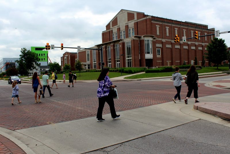 The Scramble Light: Ball State's intersection of safety and culture