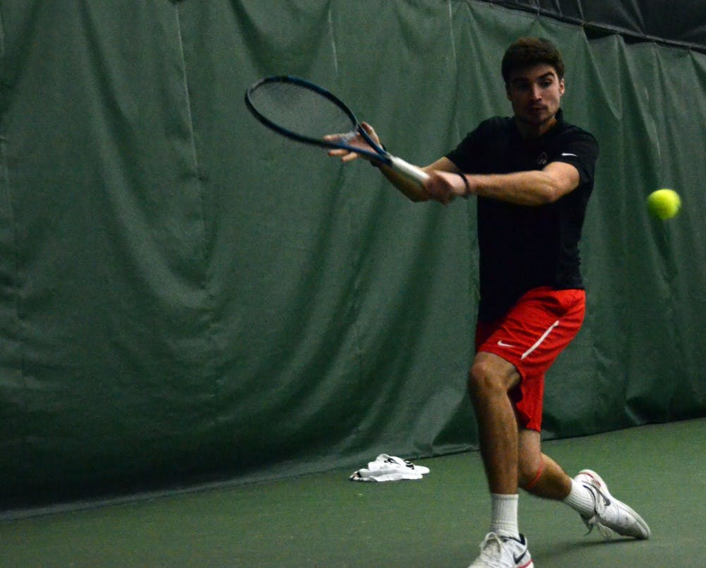 Ball State men's tennis sweeps IU Southeast, now 4-0 at ...