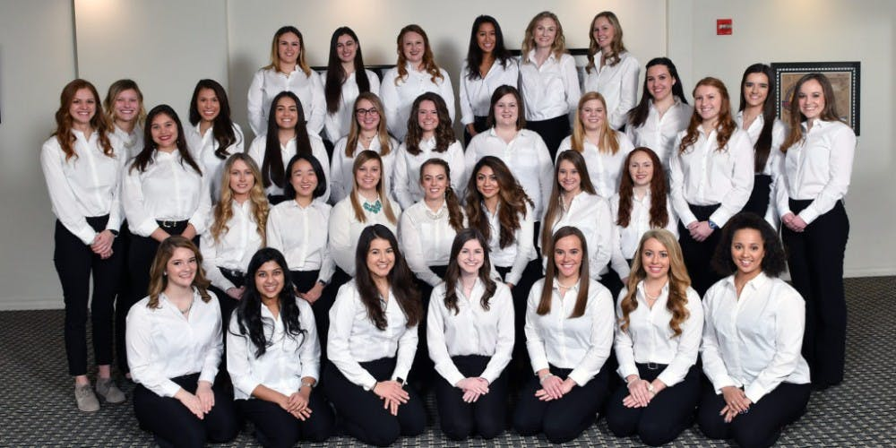 Ball State students serve as 500 Festival Princesses for 2019