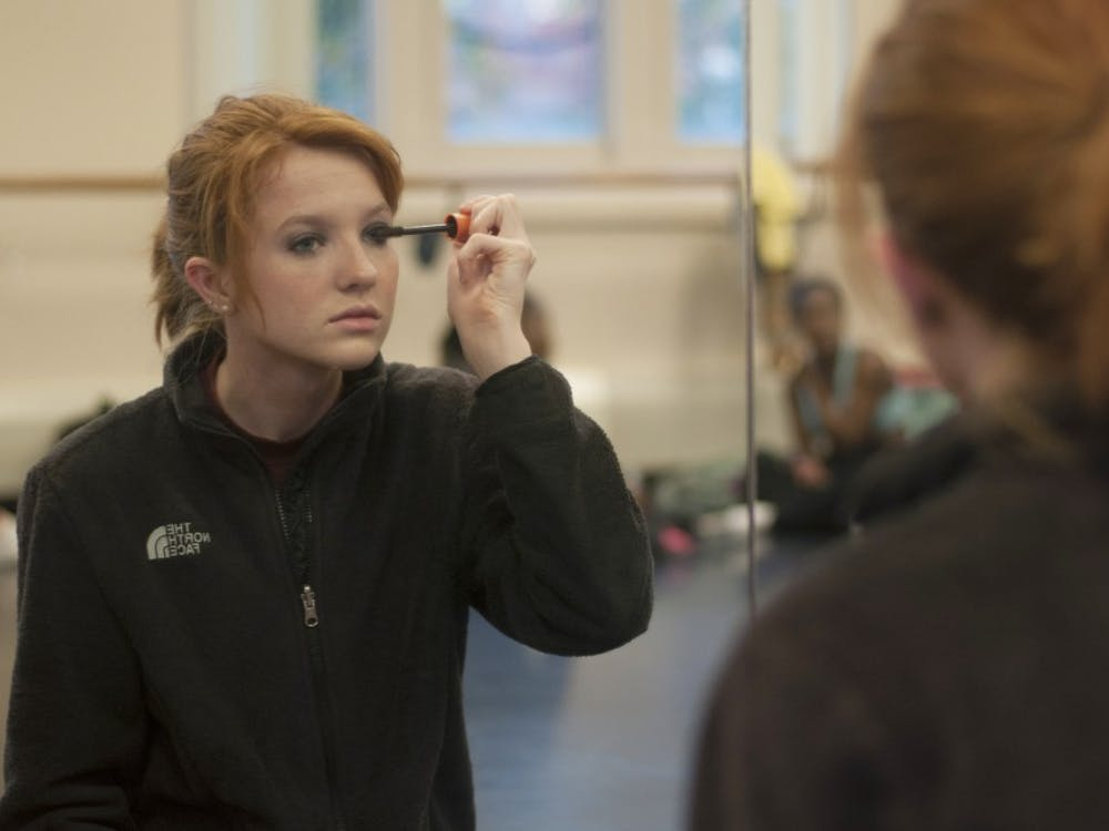 TheSenior Choreography Showcase took place on Oct. 31 to Nov. 2 at Ball Gym.