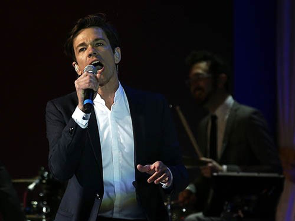 Nate Ruess of the band Fun. performs during the Inaugural Ball on Monday in Washington, D.C. Fun. will perform at Ball State on Friday, and ticket sales open for the general public today. MCT PHOTO