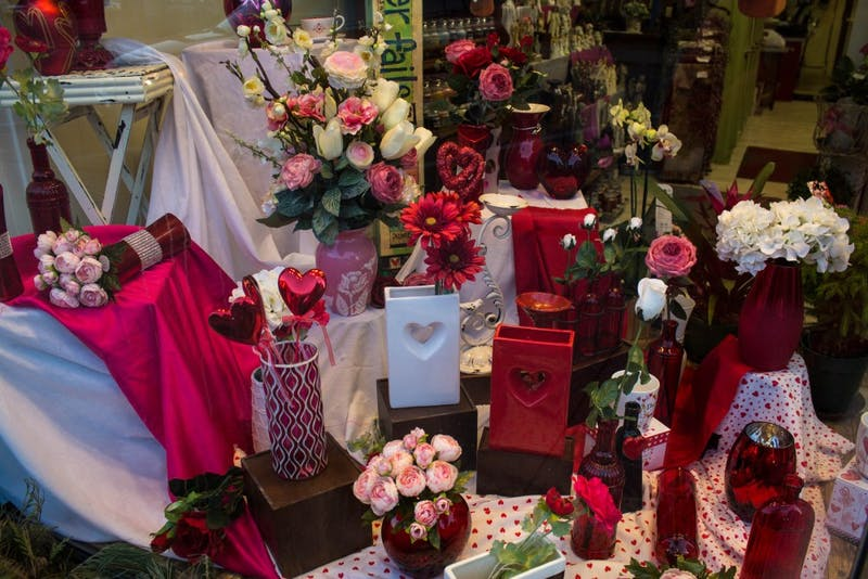 Muncie flower shop and candy store gear up for their busiest holiday