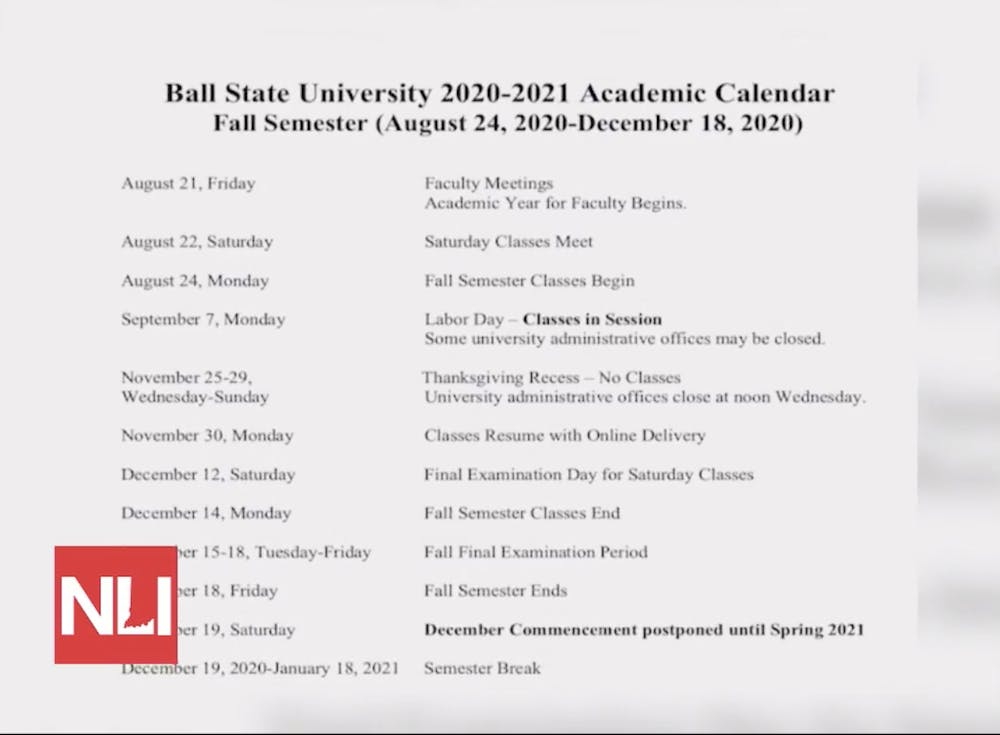 Ball State officials address COVID 19 concerns concerning