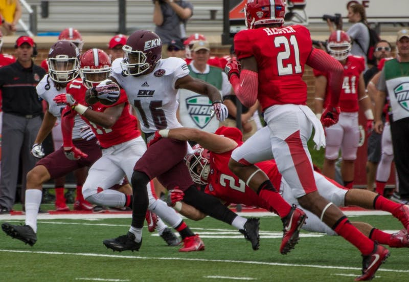 Zack Ryan: Ball State's leader by example on defense