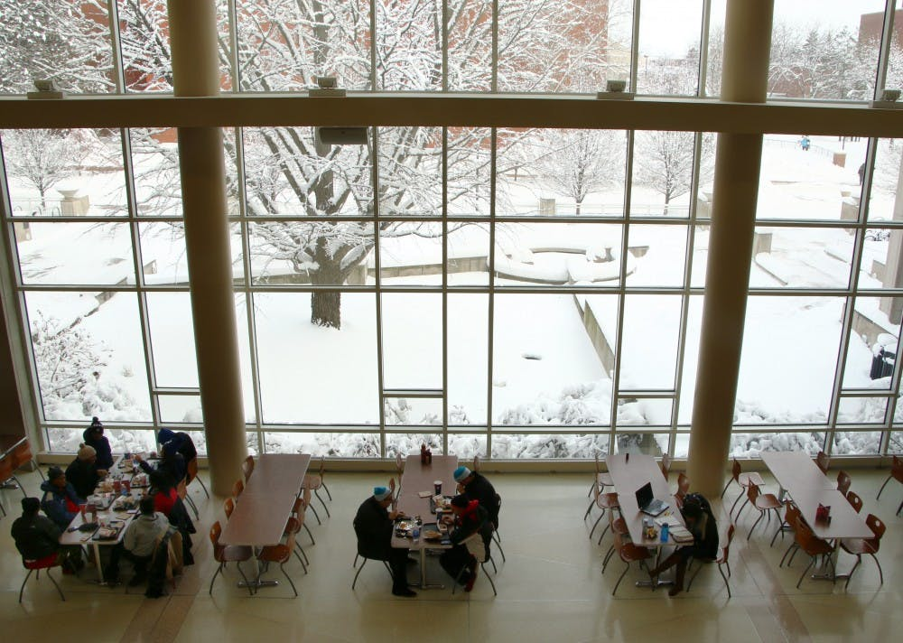 <p>Students complain when Ball State stays open as K-12 schools close. University say&#8217;s students have &#8220;investment in their education&#8221;</p>