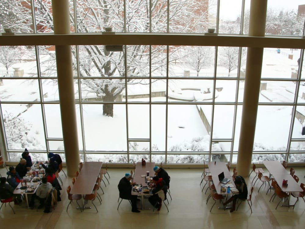 """Students complain when Ball State stays open as K-12 schools close. University say's students have """"investment in their education"""""""