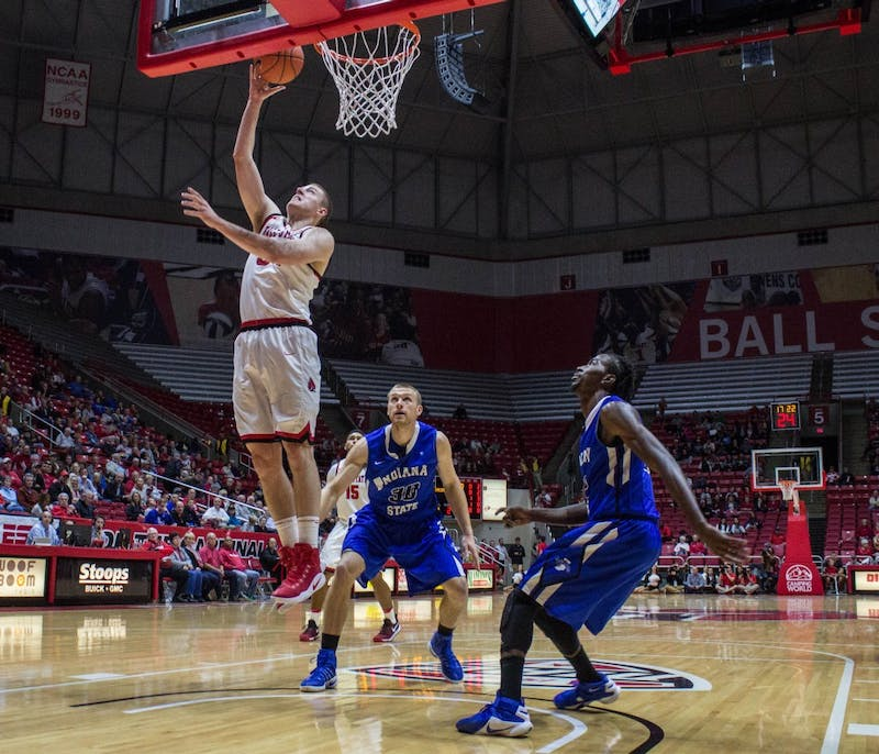 RECAP: Ball State men's basketball vs. Bradley