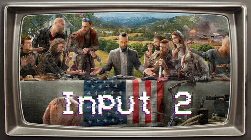 Far Cry 5   Input 2 Video Podcast